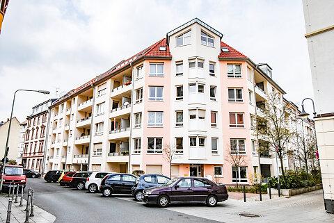 Frankfurt - Bockenheim Carree